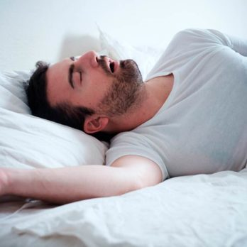 Something You're Doing Every Single Day Could Make You Get Sleep Apnea