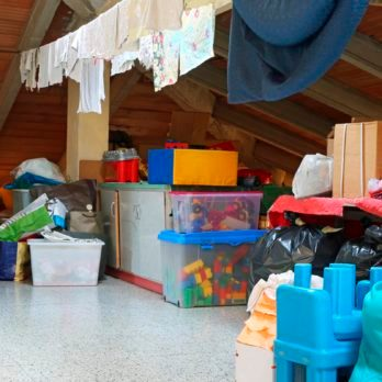 The Hoarding Syndrome  —  When Clutter Goes Out Of Control