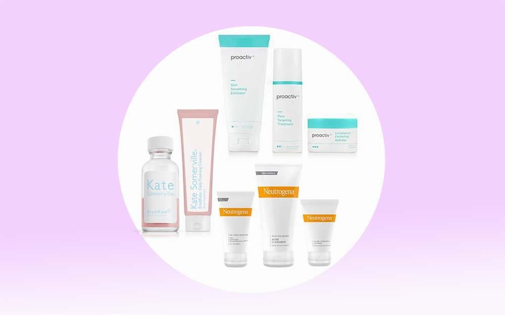 The Best Acne Treatment Kit For Your Skin Type The Healthy