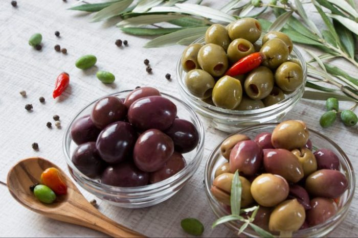 16-olives-Simple Things You Can Do Daily to Boost Your Bones_304932779-Victoria Kurylo