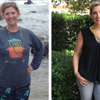 I Dropped 5 Sizes in 7 Months—Here's How I Did It