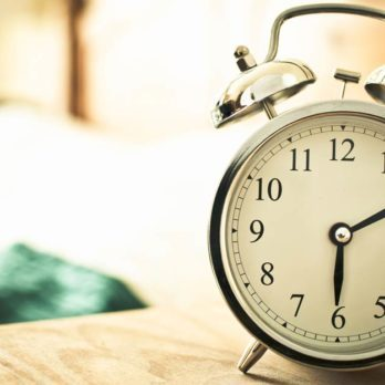 If You Always Wake up Right Before Your Alarm Goes Off, There's a Scientific Explanation Why
