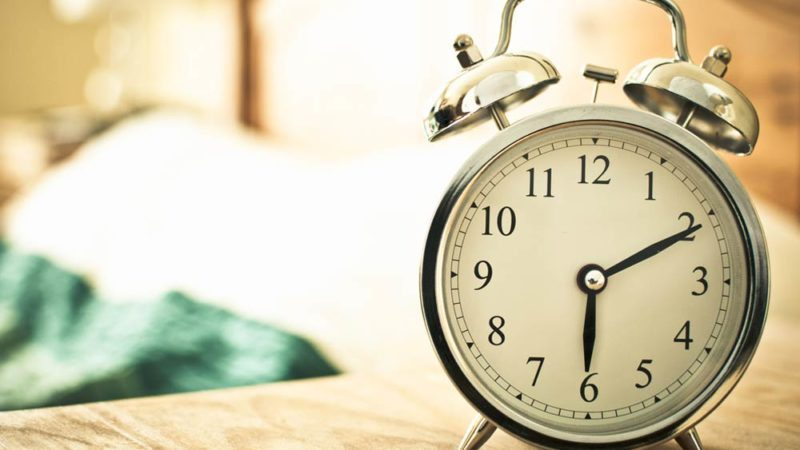 There's a Reason Why You Wake Up Before Your Alarm Clock