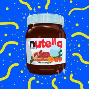 Once You See Nutella's Ingredients, You'll Think Twice About Eating It