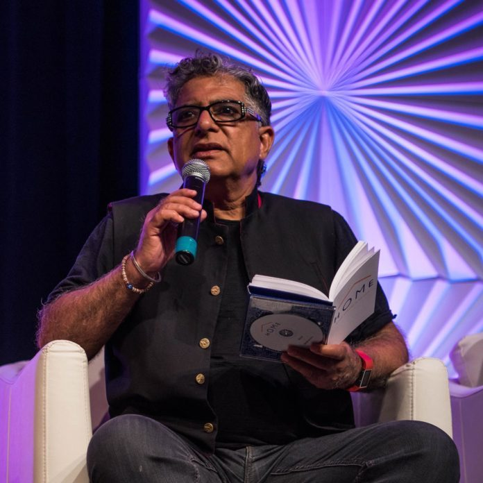 Deepak Chopra's Simple Happiness Habit You Can Steal Right Now