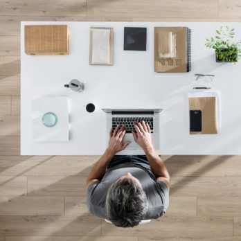 9 Simple Tweaks to Make Your Work Space Way Healthier
