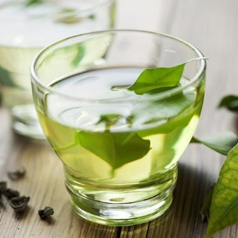 I Traded Coffee for Green Tea for a Week—Here's What Happened