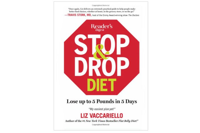 stop and drop diet book cover