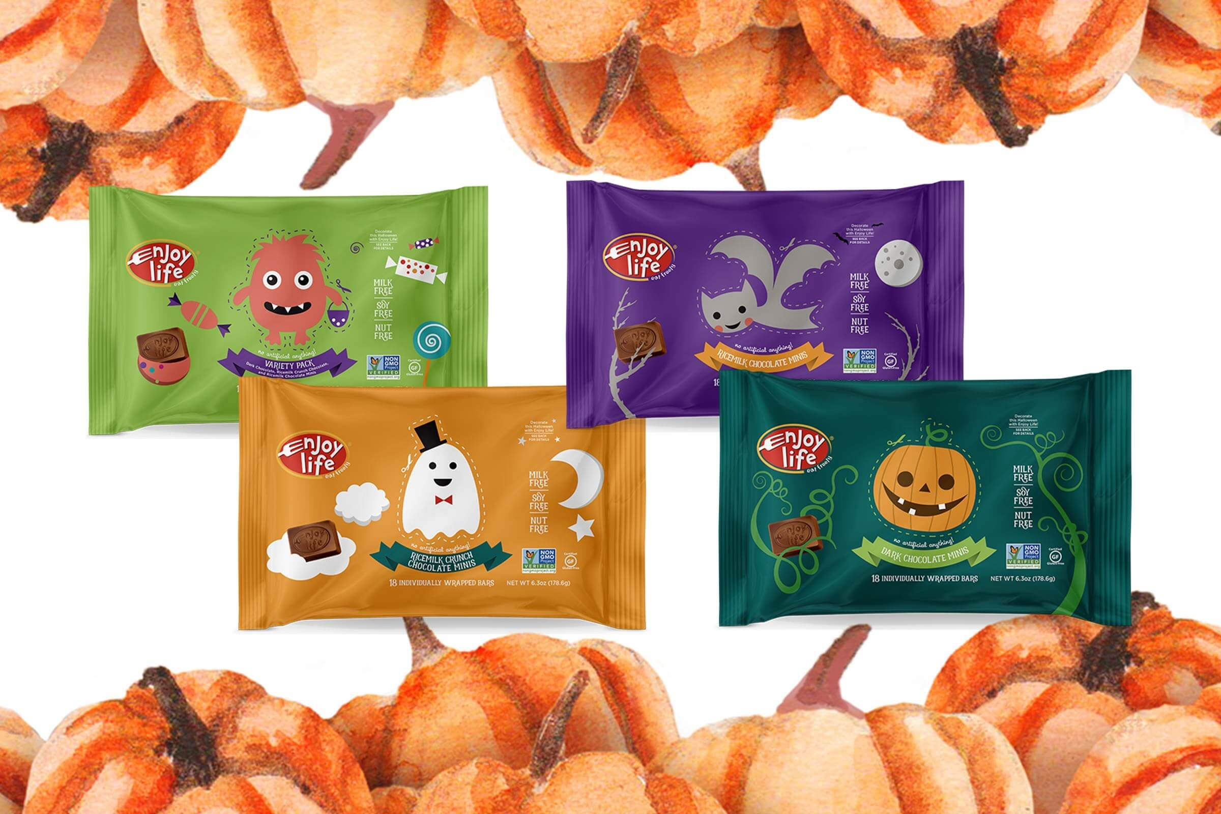 Enjoy Life Foods Halloween candy
