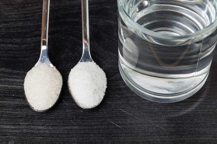 teaspoons of salt
