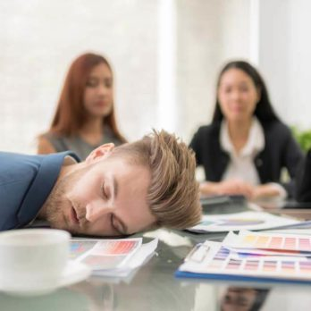There's a Scientific Reason You Can't Stay Awake in Boring Meetings—Here's Why
