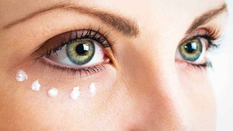 Eye Cream Is A Waste of Money, Dermatologist Says | The Healthy