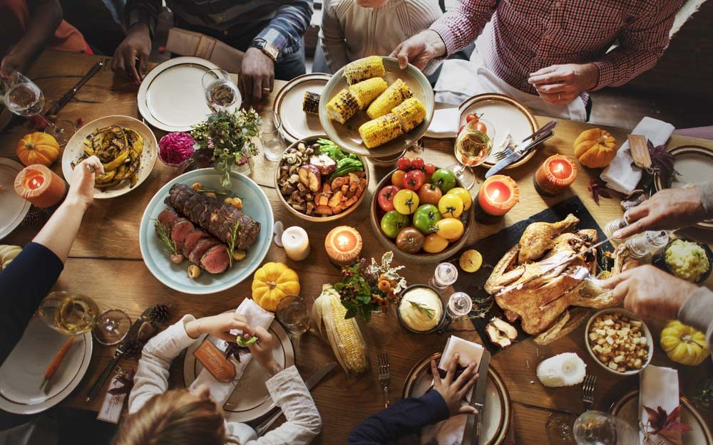 This Is What Happens to Your Body When You Binge on Thanksgiving