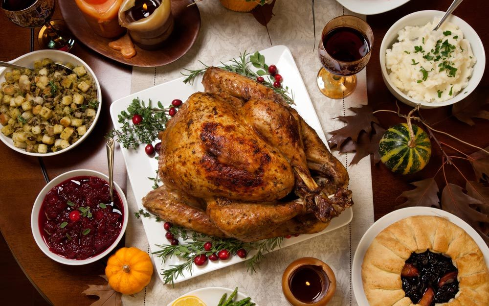 How to Recover from a Thanksgiving Eating Binge—the Right Way
