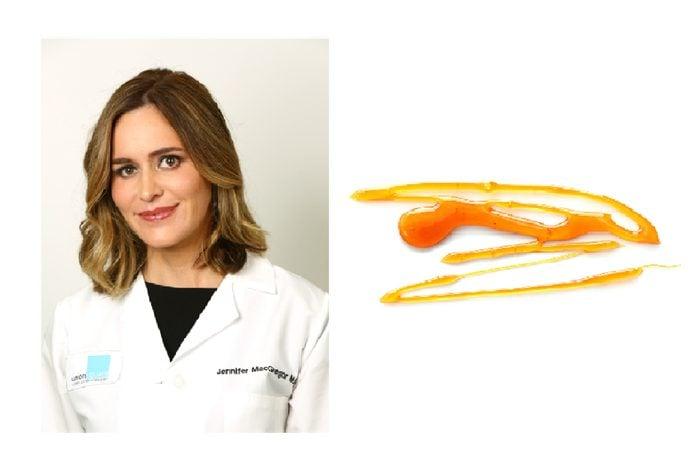 dermatologist Jennifer MacGregor