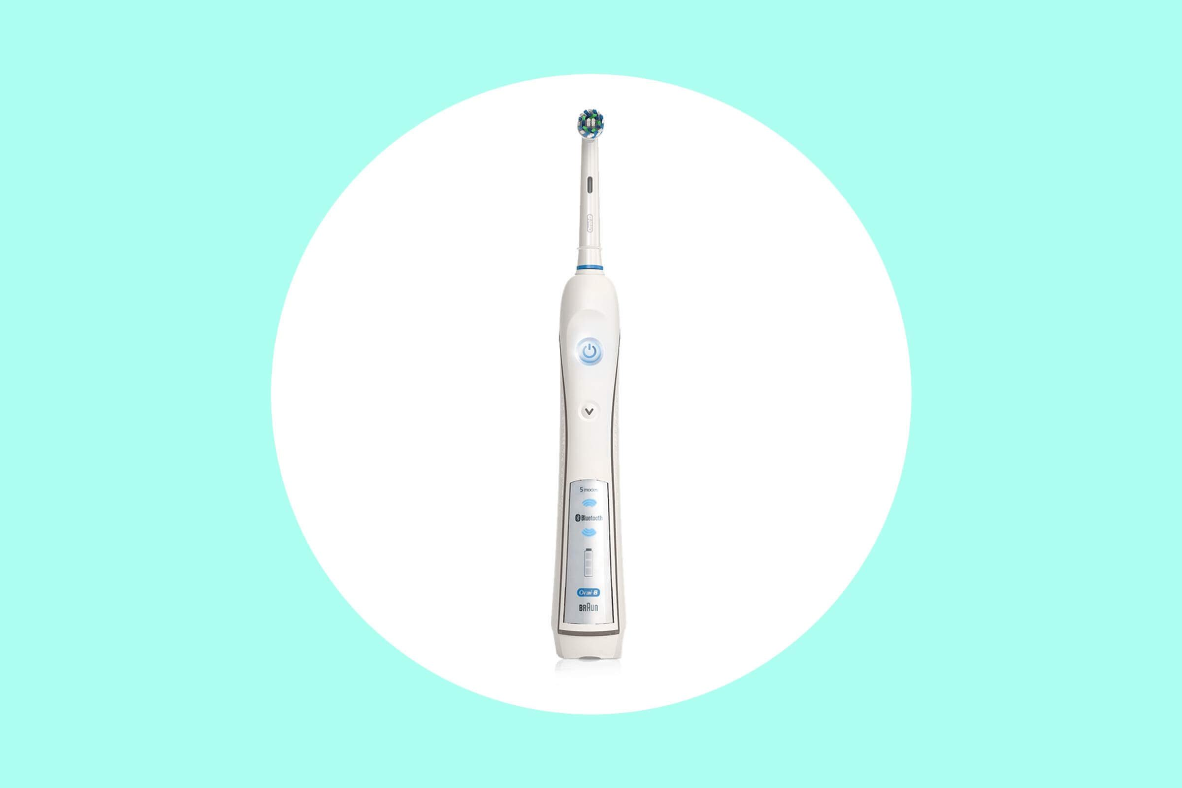 Oral-B Professional Care SmartSeries 5000 toothbrush.