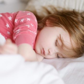 This Common Bad Habit Could Be Ruining Your Child's Sleep