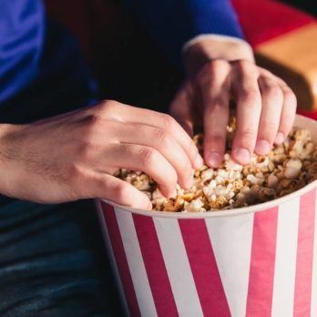 Here's What Movie Theater Popcorn Butter Is Really Made Of