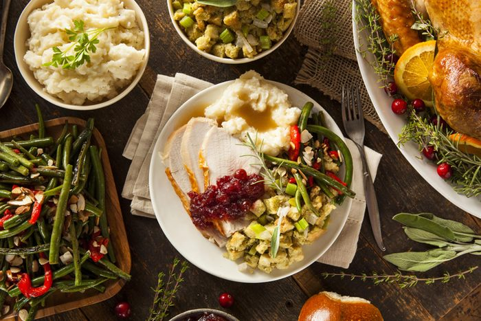 15 Things You Should Never, Ever Discuss at Thanksgiving Dinner