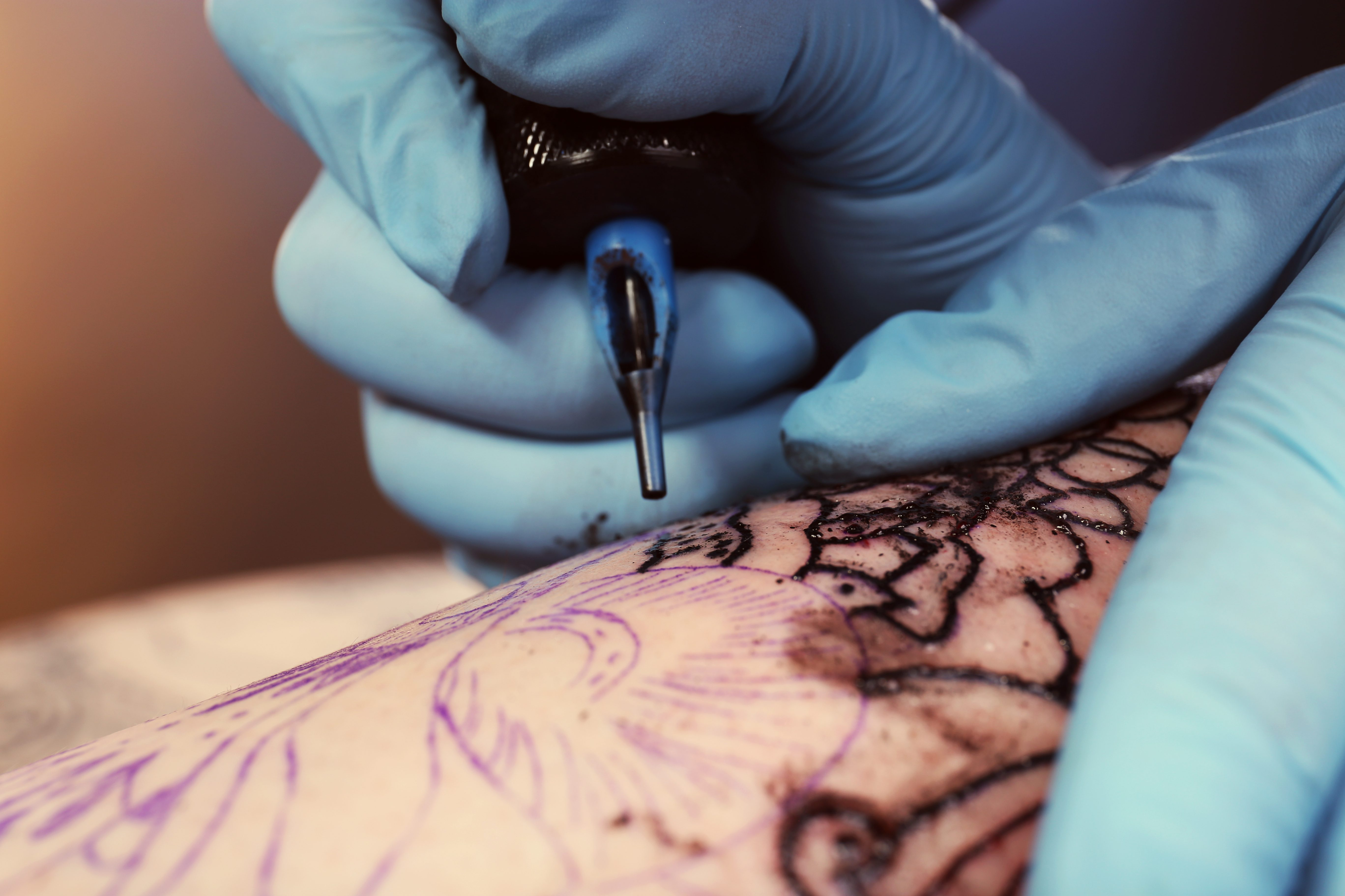 The Most And Least Painful Places On Your Body To Tattoo The Healthy