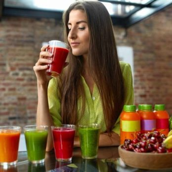 This Type of Juice Could Be the Secret to a Good Night's Sleep