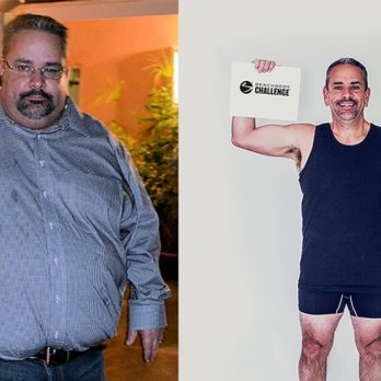 11 of the Most Inspirational Weight-Loss Transformations