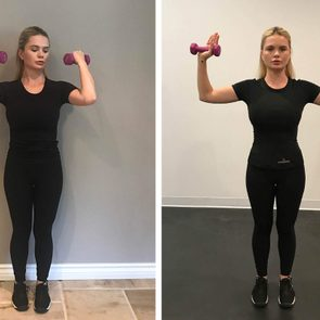 00-bicep-How to Lose Arm Fat-Courtesy Lagree Fitness Studio