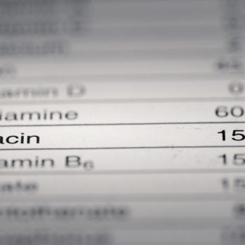 Niacin Flush: What It Is and What You Can Do About It