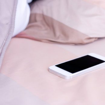 Why You Shouldn't Sleep with Your Phone in Your Bed