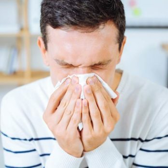 "The ""Man Flu"" Really Does Exist, According to This Doctor"