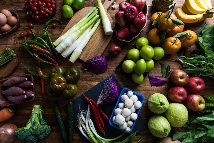 Fruits-vegetables