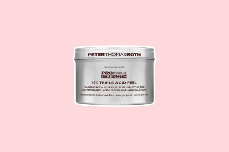 Peter Thomas Ross triple acid peel