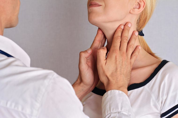 Thyroid Cancer Symptoms Not To Ignore The Healthy