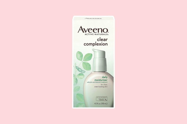 Aveeno brand bottle