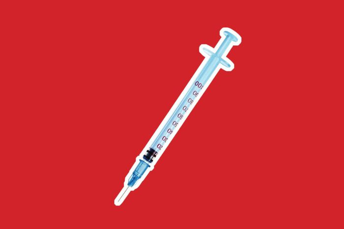 injectable needle