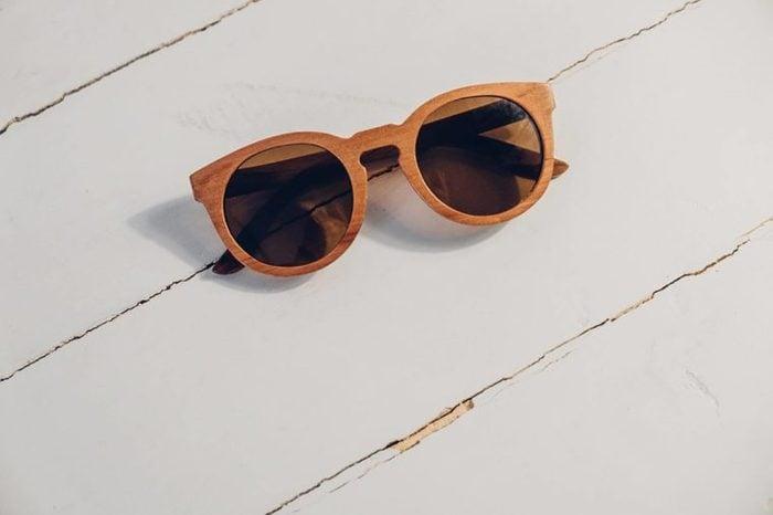 parir of wooden frame Sunglasses