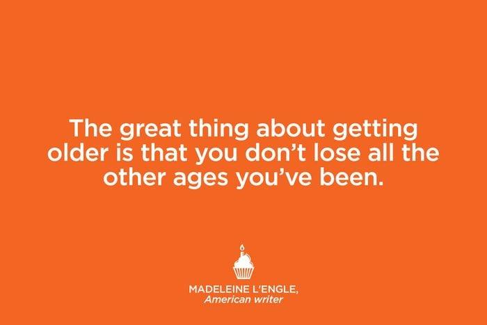 American writer Madeleine L'Engle.