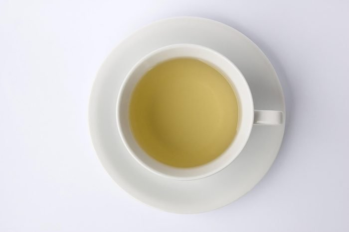 Green tea; countries with lowest heart disease