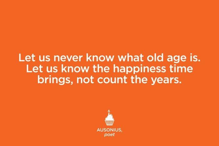 Ausonius, poet.