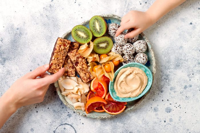 healthy finger foods and snacks