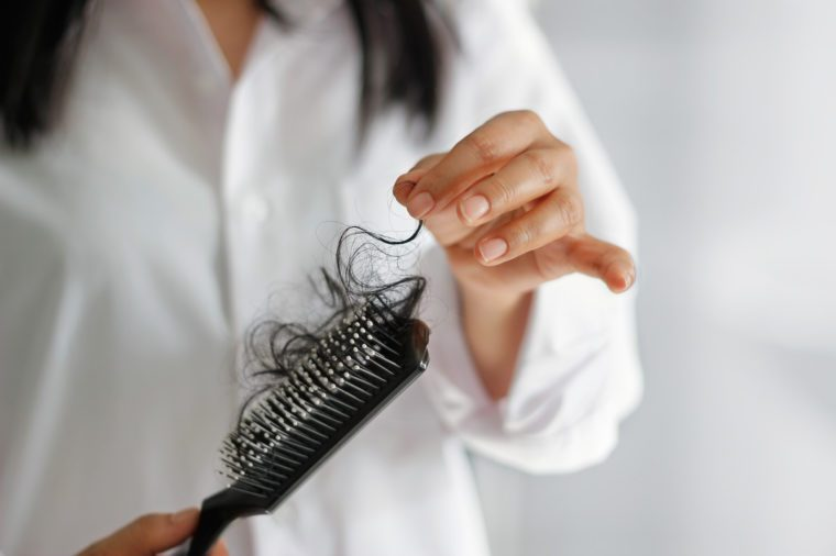 hair loss in women insulin resistance