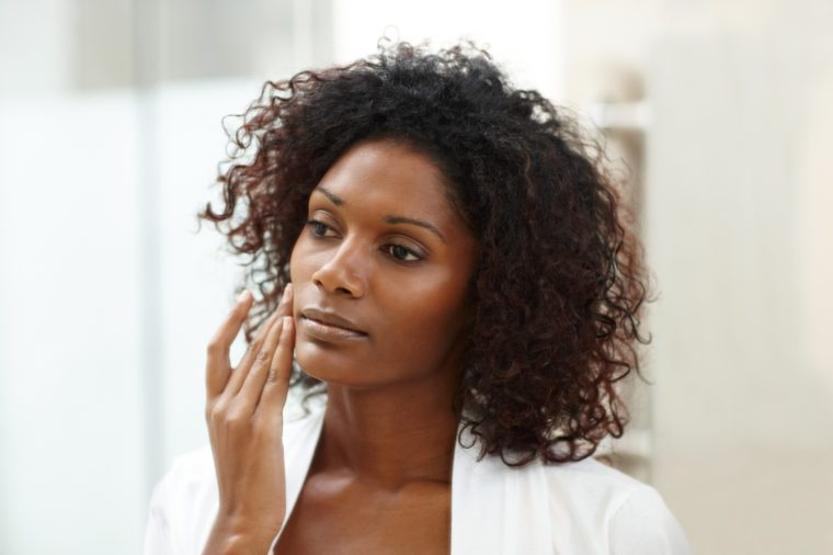 enlarged pores and acne insulin resistance