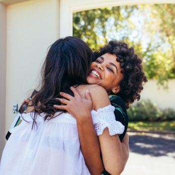 Not A Hugger: Why Some People Don't Like Hugging