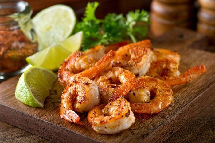 moroccan shrimp