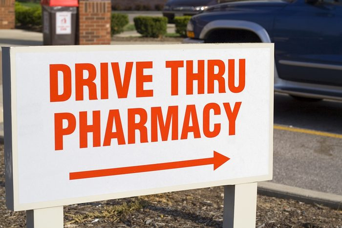 drive thru pharmacy_pharmacist secrets