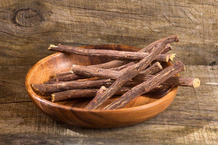 Licorice roots - Glycyrrhiza glabra