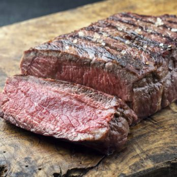 Whoa! That Red Juice in Your Meat Isn't Blood