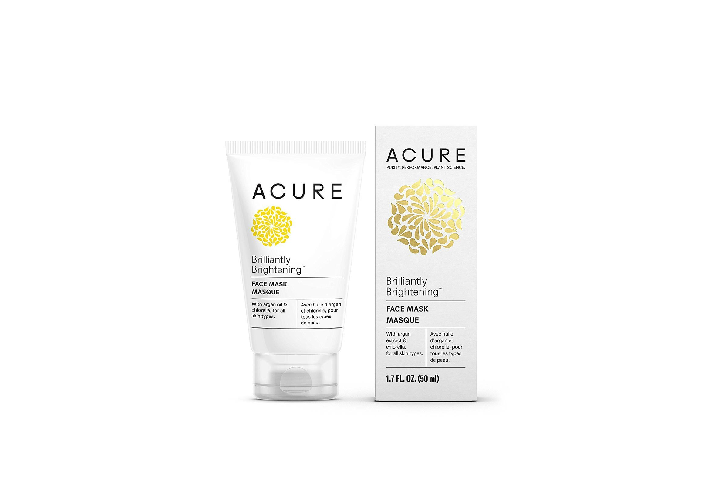 Acure [Brilliantly] Brightening Mask