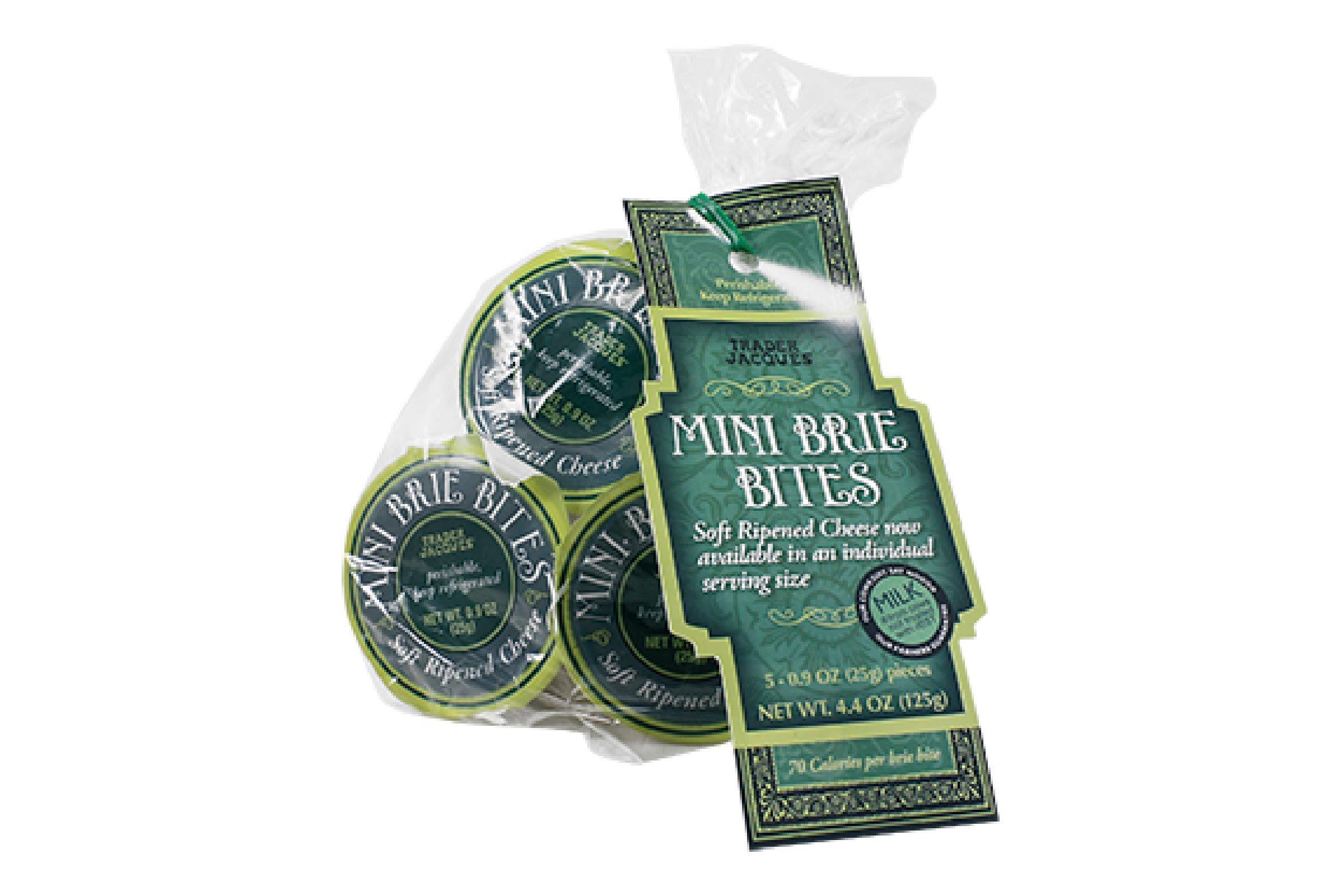 Mini Brie Bites