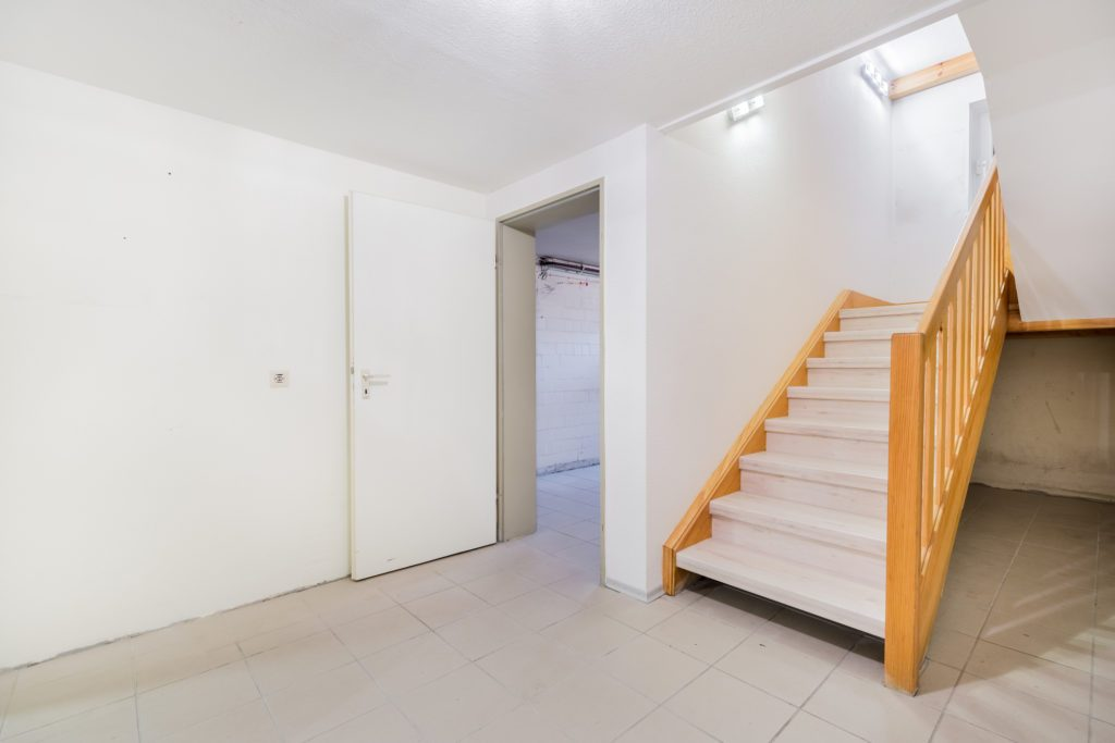 home basement